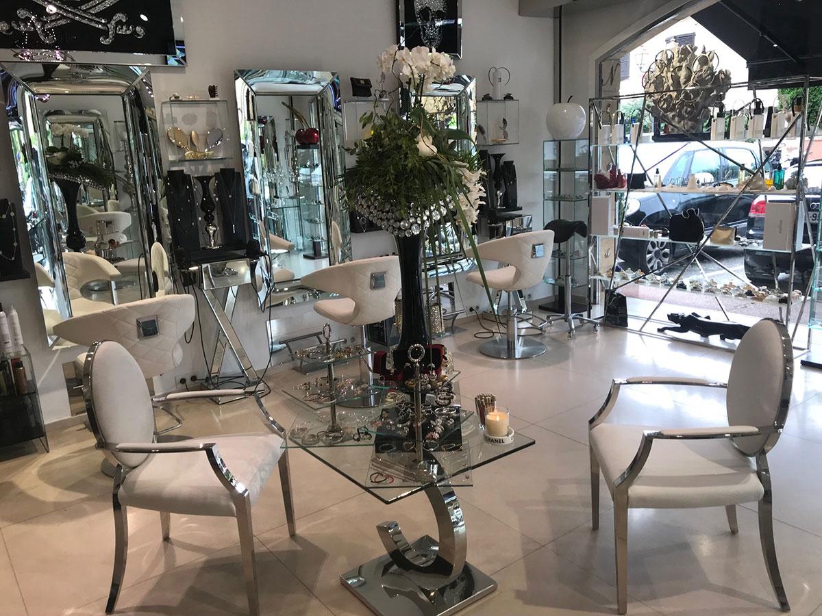 Votre Salon De Coiffure à Saint Tropez